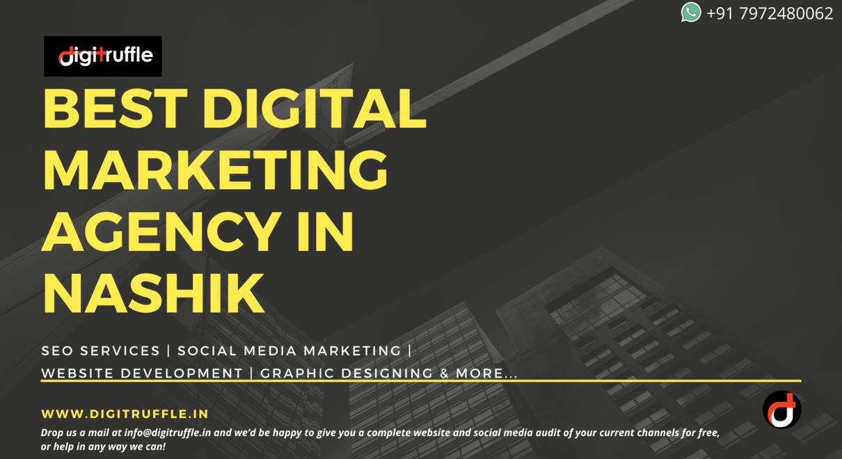 best digital marketing agency in nashik, digital marketing agency in nashik, digital agency in nashik, digitruffle